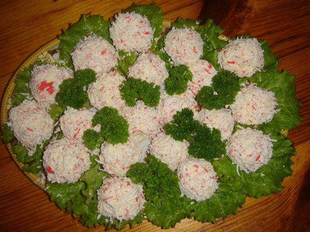 Салат витаминный из капусты с уксусом рецепт