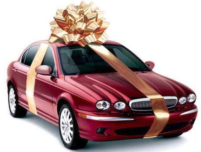 Подарок мужу в машину
