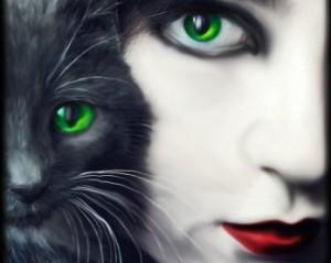 женщина_кошка